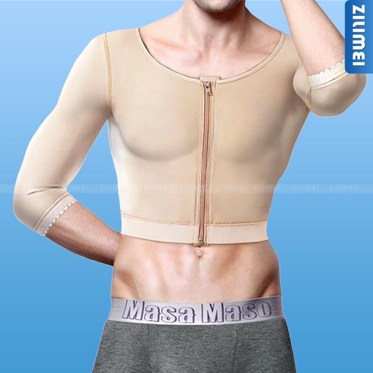 Men's mid-sleeve bra