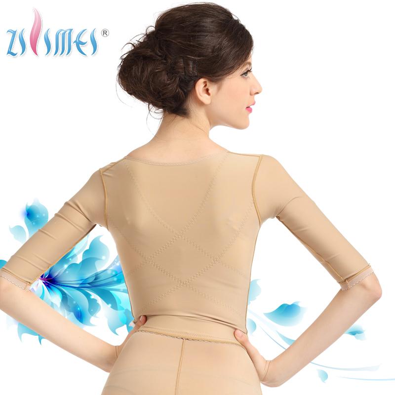 Mid sleeve corset